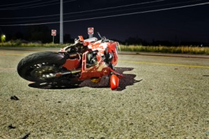 Oklahoma Motorcycle Crash