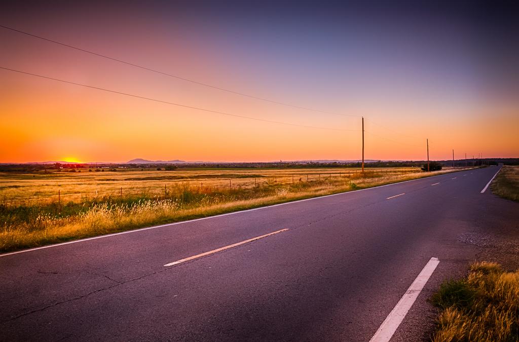 Hazardous Oklahoma Highways