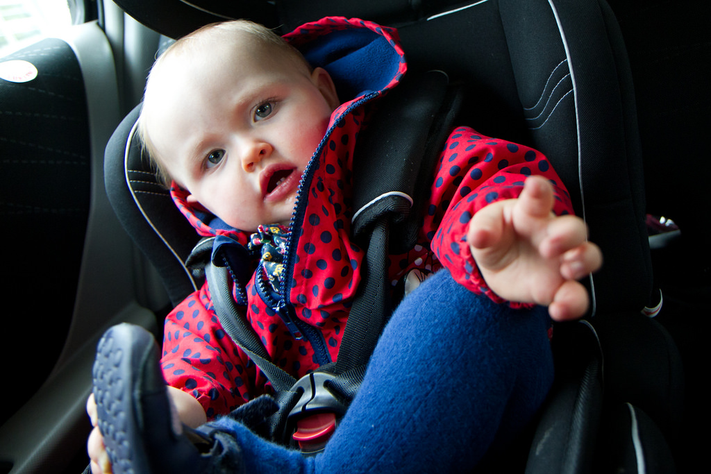New Rules Added To Oklahoma Child Car Seat Laws